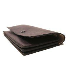 """画像3: """"JUTTA NEUMANN"""" Leather Wallet """"Waiter's Wallet"""" -長財布- color : Purple / Light Brown  (3)"""