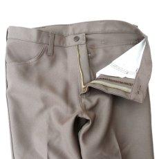 """画像7: Wrangler """"WRANCHER DRESS JEANS""""  Boot Cut Pants BEIGE (7)"""