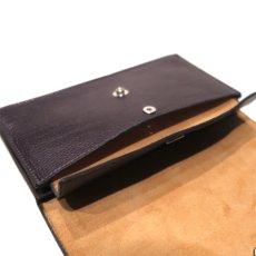 """画像8: """"JUTTA NEUMANN"""" Leather Wallet """"Waiter's Wallet"""" -長財布- color : Purple / Light Brown  (8)"""