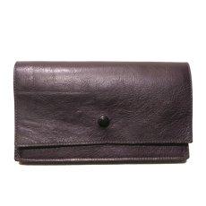 """画像10: """"JUTTA NEUMANN"""" Leather Wallet """"Waiter's Wallet"""" -長財布- color : Purple / Light Brown  (10)"""