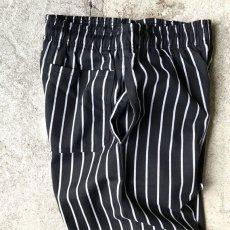 画像5:  US Poly-Cotton Cook Pants -CHALK STRIPE- size XS, S, M (5)
