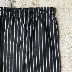 画像3:  US Poly-Cotton Cook Pants -CHALK STRIPE- size XS, S, M (3)