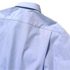 """画像6: Riprap """"Broad Cotton Semi Open Collar Shirt""""  color : SAX size MEDIUM, LARGE (6)"""