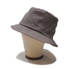 """画像4: Riprap """"BAGUETTE HAT"""" color : GRAY, WHITE, BLACK size MEDIUM (4)"""