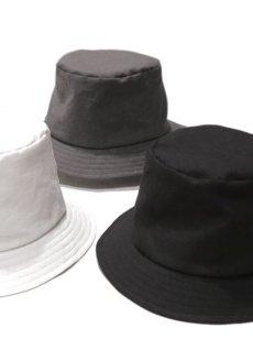 """画像1: Riprap """"BAGUETTE HAT"""" color : GRAY, WHITE, BLACK size MEDIUM (1)"""