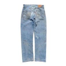 画像3: 1970's Levi's 501 Late 66 Indigo Denim 5-Pocket Pants W30INCH(表記W32L32) (3)