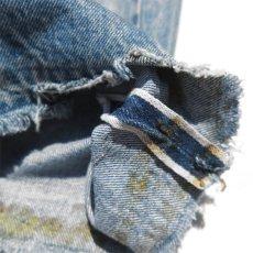 画像11: 1970's Levi's 501 Late 66 Indigo Denim 5-Pocket Pants W30INCH(表記W32L32) (11)