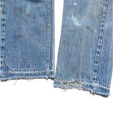 画像7: 1970's Levi's 501 Late 66 Indigo Denim 5-Pocket Pants W30INCH(表記W32L32) (7)