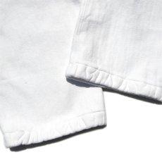 画像6: 1980's Champion REVERSE WEAVE Sweat Pants WHITE size S-M (表記L) (6)