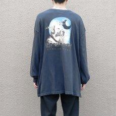 "画像7: Carhartt  L/S Pocket T-Shirt with ""Back Print"" NAVY size XXL(表記XXL) (7)"