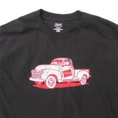 画像3: HANES BEEFY Logo Print L/S T-Shirt BLACK size XL(表記XL) (3)
