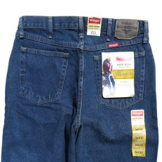 """画像4: Wrangler """"FIVE STAR"""" Relaxed Fit Denim Pants BLUE DENIM size W34, 36INCH (4)"""