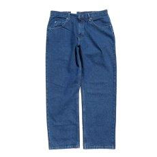"""画像2: Wrangler """"FIVE STAR"""" Relaxed Fit Denim Pants BLUE DENIM size W34, 36INCH (2)"""
