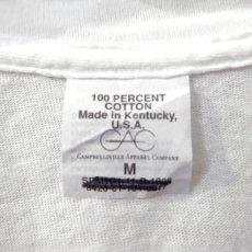 """画像3: 00's U.S.Military All Cotton V-Neck T-Shirts  """"made in U.S.A."""" Dead Stock-one wash WHITE size XS (3)"""