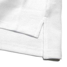 """画像5: Riprap """"Polo Shirt""""  color : WHITE size MEDIUM, LARGE, X-LARGE (5)"""