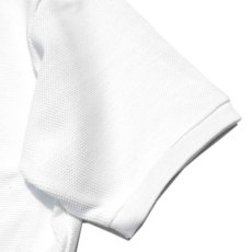 """画像4: Riprap """"Polo Shirt""""  color : WHITE size MEDIUM, LARGE, X-LARGE (4)"""