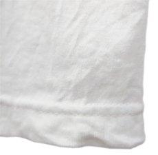 """画像4: 00's U.S.Military All Cotton V-Neck T-Shirts  """"made in U.S.A."""" Dead Stock-one wash WHITE size XS (4)"""