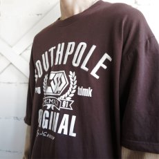 画像3: SOUTHPOLE L/S Layered Print T-Shirt BROWN size XXL(表記XXL) (3)