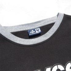 画像4: enyce L/S Layered Print T-Shirt BLACK size XXXL(表記L) (4)