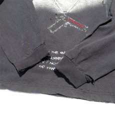 "画像5: Russo Wear ""2 PAC"" Print L/S T-Shirt BLACK size XXXL(表記3XL) (5)"