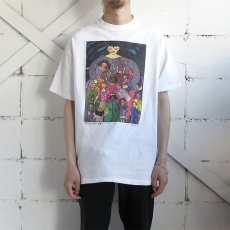 "画像2: 1990's Hanes BEEFY ""motherhood"" Art Print T-Shirt WHITE size L(表記L) (2)"