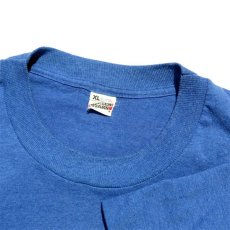 """画像3: 1990's SCREEN STARS """"CHICAGO CUBS"""" Print T-Shirt BLUE size M-L(表記XL) (3)"""