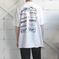 """画像3: 1980's Hanes BEEFY """"COYOTE 5K"""" Print T-Shirt WHITE size L-XL(表記XL) (3)"""