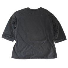 """画像6: 1980's ARTEX """"RAIDERS"""" Print Football T-Shirt BLACK size L(表記XL) (6)"""