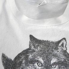 """画像4: 1990's anvil """"Human-I-Tees"""" Animal Print T-Shirt WHITE size XL(表記XL) (4)"""
