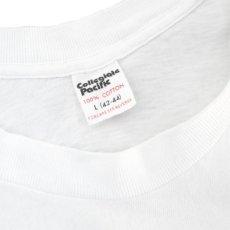 """画像3: 1980's collegiate pacific """"STANFORD UNIVERSITY"""" Print T-Shirt WHITE size M(表記L) (3)"""