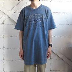 "画像2: 1990's ""PEPSI"" Print T-Shirt PIGMENT BLUE size L-XL(表記L-XL) (2)"