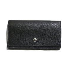 """画像2: """"JUTTA NEUMANN"""" Leather Wallet """"Waiter's Wallet"""" -長財布- color : Black / Orange (2)"""