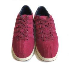 """画像2: NEW K-SWISS """"CLASSIC 96"""" Suede Sneaker BURGUNDY size US 9.5 (2)"""