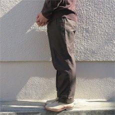 """画像11: Riprap """"Two Tuck Slacks"""" -Cotton Army Serge- color : SUNBURN size LARGE-REGULAR (11)"""