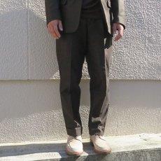 """画像10: Riprap """"Two Tuck Slacks"""" -Cotton Army Serge- color : SUNBURN size LARGE-REGULAR (10)"""