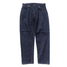 """画像2: Riprap """"Twisted Crease Jeans"""" -RELAXED FIT- color : INDIGO size W30~34INCH (S~L) (2)"""