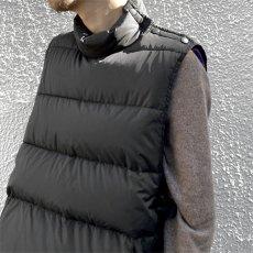 """画像11: Riprap """"Down Not Life Jacket"""" color : BLACK size LARGE (11)"""