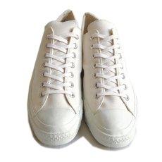 """画像2: 1970's """"U.S. ARMY"""" Canvas Training Shoes -Dead Stock- NATULAL size US 12 (2)"""