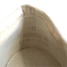 """画像6: 1970's """"U.S. ARMY"""" Canvas Training Shoes -Dead Stock- NATULAL size US 12 (6)"""