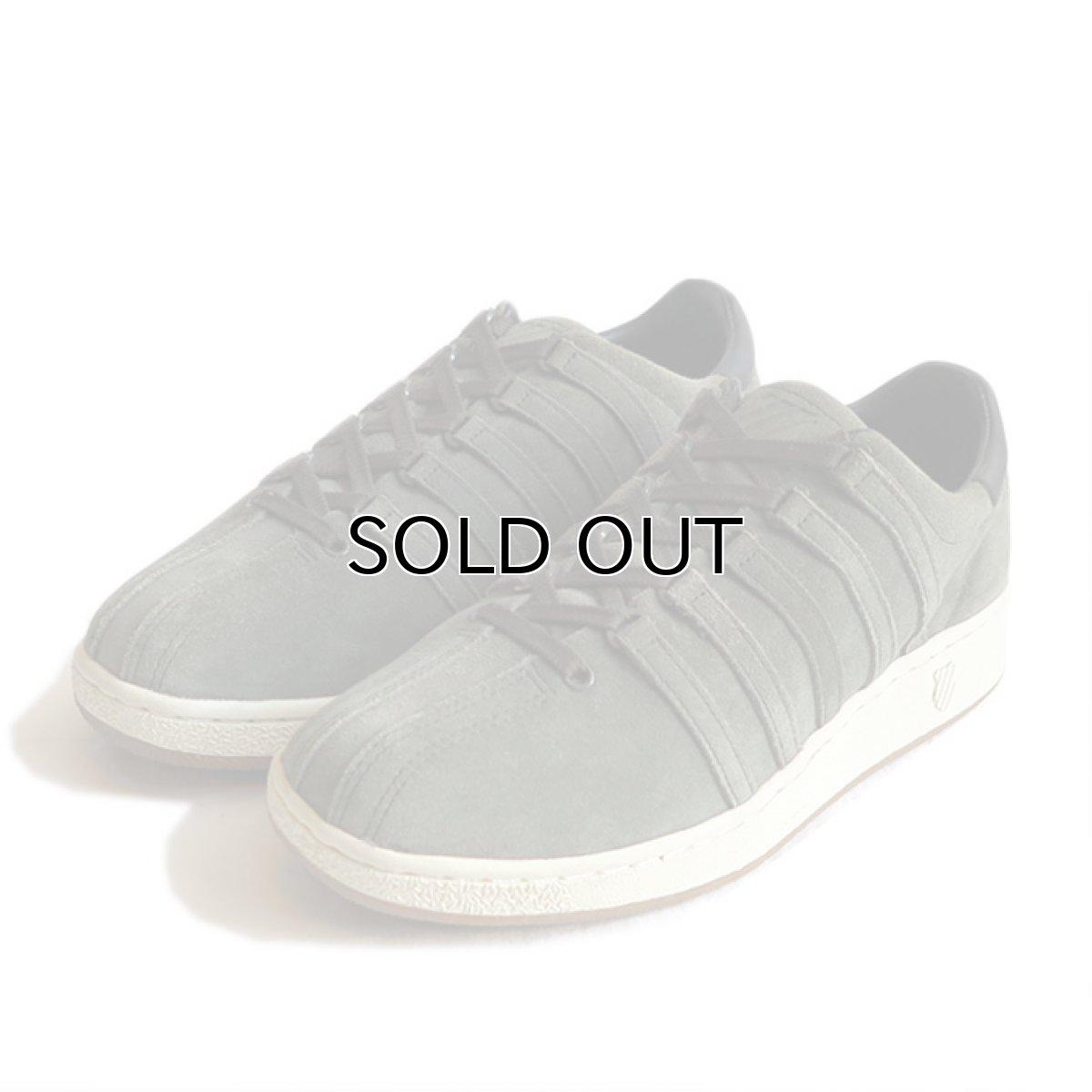 """画像1: NEW K-SWISS """"CLASSIC 96"""" Suede Sneaker OLIVE size US 10 (1)"""