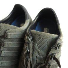 """画像6: NEW K-SWISS """"CLASSIC 96"""" Suede Sneaker OLIVE size US 10 (6)"""