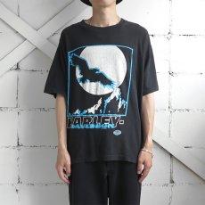 """画像2: ~1990's """"HARLEY-DAVIDSON"""" Print T-Shirt BLACK size L-XL (2)"""