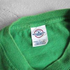 """画像5: 2000's """"PHISH"""" Tour Print T-Shirt GREEN size L (5)"""