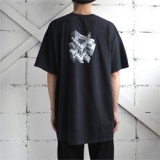 "画像13: NEW ""M.C. ESCHER"" Multi Print T-Shirts color : WHITE, BLACK size M, L, XL (13)"