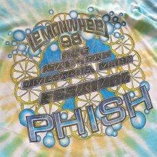 """画像4: 1990's """"PHISH"""" Lemonweel Tour Print T-Shirt TIE DYE size XL (4)"""
