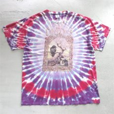 "画像1: 1990's ""THE OTHER ONES"" Tour Print T-Shirt TYE DYE size XL-XXL (1)"