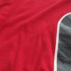 """画像4: 1990's """"FDNY"""" Print T-Shirt RED size L (4)"""