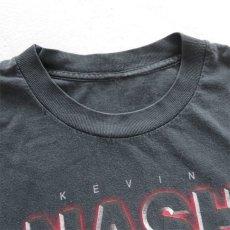 """画像2: 1990's~ NWO """"KEVIN NASH"""" Print T-Shirt BLACK size L (2)"""