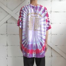 "画像4: 1990's ""THE OTHER ONES"" Tour Print T-Shirt TYE DYE size XL-XXL (4)"