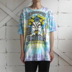 """画像7: 1990's """"PHISH"""" Lemonweel Tour Print T-Shirt TIE DYE size XL (7)"""